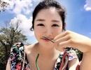 Ngắm vẻ xinh đẹp của tân Hoa khôi SV Trung Quốc