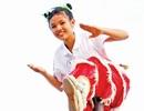 Lân nữ với 5 kỷ lục Việt Nam