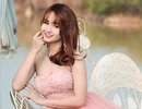 Vẻ đẹp gợi cảm của hot girl Wushu Mai Phương