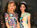 """Thiếu nữ Việt xúng xính dự tiệc """"Tết tình yêu"""" tại New York"""