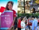 Những màn tỏ tình ấn tượng của bạn trẻ Việt năm 2014