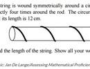 """Đáp án bài toán """"dây quấn ống trụ tròn"""" khiến 96% học sinh Mỹ """"chào thua"""""""
