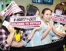 Vì sao fan phải che mặt khi gặp sao Hàn?
