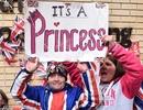 Nước Anh vui mừng sau khi Công nương Anh hạ sinh tiểu công chúa