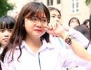Giọt nước mắt phút chia tay của nữ sinh trường Việt Đức