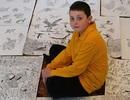 Ngỡ ngàng khả năng vẽ tuyệt vời của cậu bé mới 11 tuổi