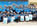Thanh niên hào hứng hành động vì môi trường và nước sạch cho cộng đồng