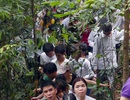 Hàng ngàn người bất chấp nguy hiểm, băng rừng lên lễ Đền Hùng