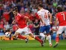 Video các bàn thắng và tình huống trong trận Nga 0-3 Wales