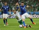 Video clip bàn thắng và tình huống trận đấu Italia 0-1 Ireland