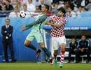 Video các tình huống và bàn thắng trận Bồ Đào Nha 1-0 Croatia