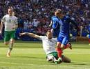 Video các tình huống và bàn thắng trận Pháp 2-1 Ireland