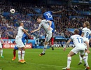 Video clip bàn thắng và các tình huống trận đấu Pháp 5-2 Iceland