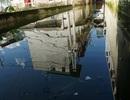 Một tuần sau bão, khu dân cư Hà Nội vẫn chịu cảnh ngập