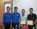 Vụ lật tàu ở Đà Nẵng: Trao huy hiệu Tuổi trẻ dũng cảm đến bạn trẻ xả thân cứu người
