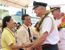 Tàu Hải quân Mỹ, Nhật đến Đà Nẵng diễn tập ứng phó thảm họa