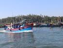 11 ngư dân trên tàu cá đang trôi dạt ở vùng biển Hoàng Sa