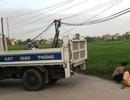 Sau va chạm giao thông, xe của CSGT bị người dân giữ lại