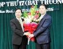 Nam Định họp bất thường kiện toàn một số chức danh lãnh đạo