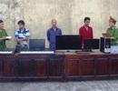 Bắt băng nhóm chuyên trộm cắp tài sản ở trường học và trạm y tế