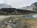 Dân dựng lều bạt phản đối vì ô nhiễm từ bãi rác lộ thiên