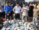 """Mở """"chợ"""" cổ vật, Bảo tàng Nam Định nhận được nhiều cổ vật hiến tặng"""