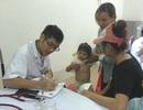 Gần 500 trẻ em được khám tim bẩm sinh miễn phí