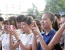 Giới trẻ Hà Nội say sưa thưởng thức âm nhạc đường phố