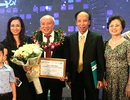 """Nụ cười rạng ngời của các """"Nhân tài Đất Việt"""" sau phút đăng quang"""
