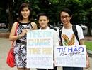 Cộng đồng LGBT vui mừng đón tin hợp pháp hóa chuyển giới