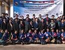 Đoàn thanh niên tiêu biểu SSEAYP 2015 ghé thăm Lào