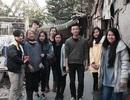 9x mang Tết ấm đến với người nghèo dưới gầm cầu Long Biên