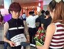 Chàng trai tỏ tình tại sân bay Nội Bài khiến bạn gái xúc động rơi lệ