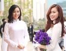Nữ sinh chuyên Hà Nội - Amsterdam cực xinh xắn trong Ngày hội áo dài