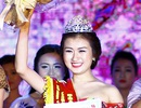 """Tân Hoa khôi ĐH Lao động xã hội so vẻ đẹp nữ sinh với """"tảng băng trôi"""""""