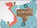 Clip infographic sinh động của SV Việt về chủ quyền biển đảo