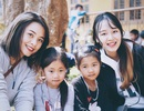 Miss Du học sinh Việt cùng nhau xây trường cho trẻ em nghèo