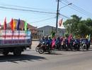 """Bình Định: 2.000 ĐVTN nô nức với Ngày hội """"Thanh niên với văn hóa giao thông"""""""