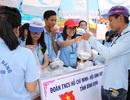 Bình Định: Cơm, sữa, trà đá miễn phí mát lòng sĩ tử