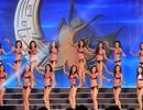 Thí sinh Hoa hậu Bản sắc Việt toàn cầu khoe đường cong nóng bỏng
