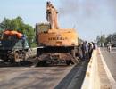 Gia tăng tai nạn trên Quốc lộ 1A vì đường hư hỏng liên tục