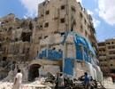 Aleppo liên tục bị dội bom, 250 người thiệt mạng