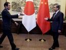 Trung Quốc trải thảm đỏ đón Ngoại trưởng Nhật Bản