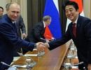 Lãnh đạo Nga, Nhật hội đàm tại thành phố Sochi