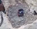 IS chôn sống hàng chục tay súng đào ngũ