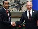 Nga sắp ký thỏa thuận cung cấp vũ khí cho Indonesia