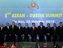 Nga - ASEAN sắp thông qua lộ trình hợp tác chung