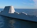 Siêu tàu khu trục tàng hình gia nhập Hải quân Mỹ