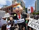 Hơn 1.000 người biểu tình phản đối tỷ phú Donald Trump