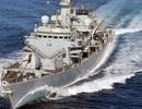 Tàu ngầm tấn công của Nga bị chặn ở Biển Bắc